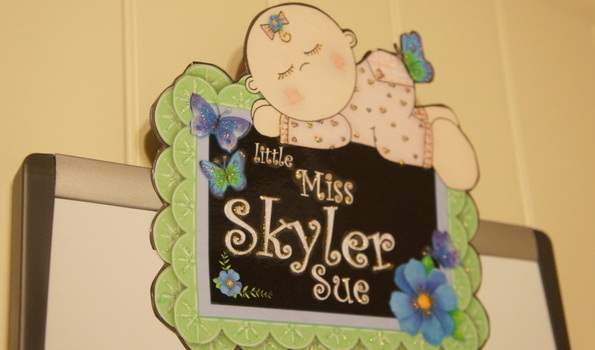Skyler's Tag by Nurse Becki