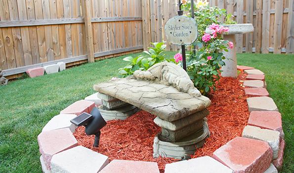 Skyler Sue's Memorial Garden