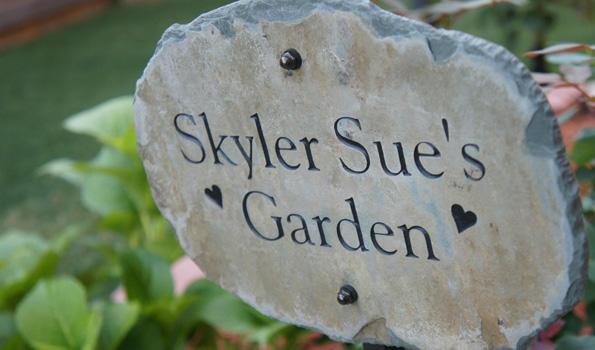 Skylers Slate Marker